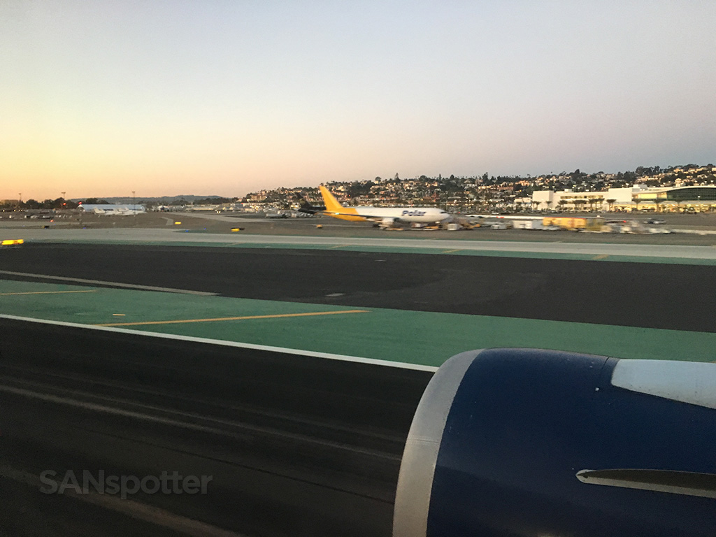 san diego airport arrival