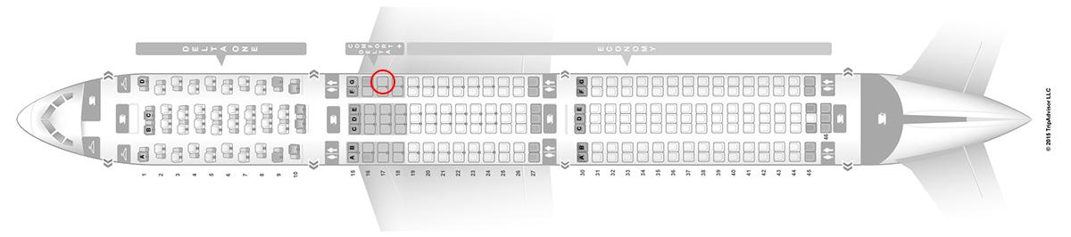 Delta Air Lines 767-400/ER Comfort + (premium economy