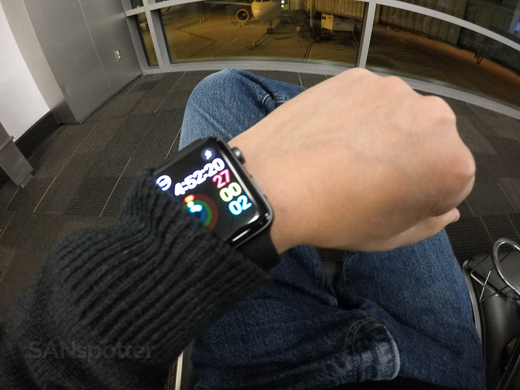 apple watch san diego airport