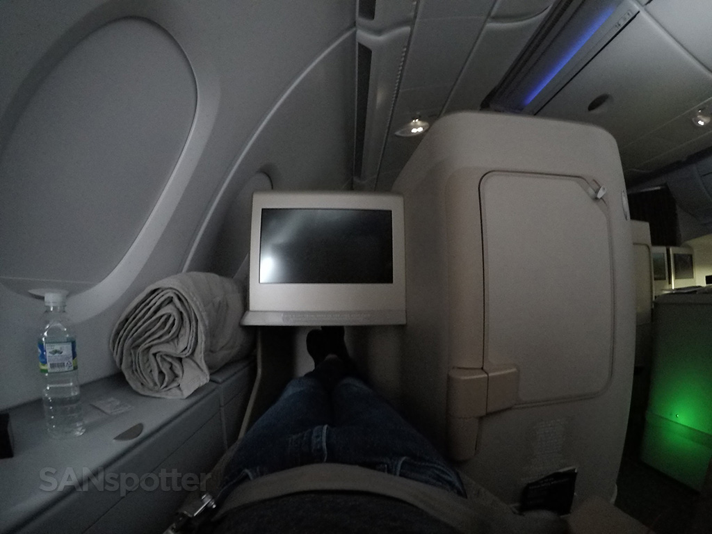 asiana a380 business class
