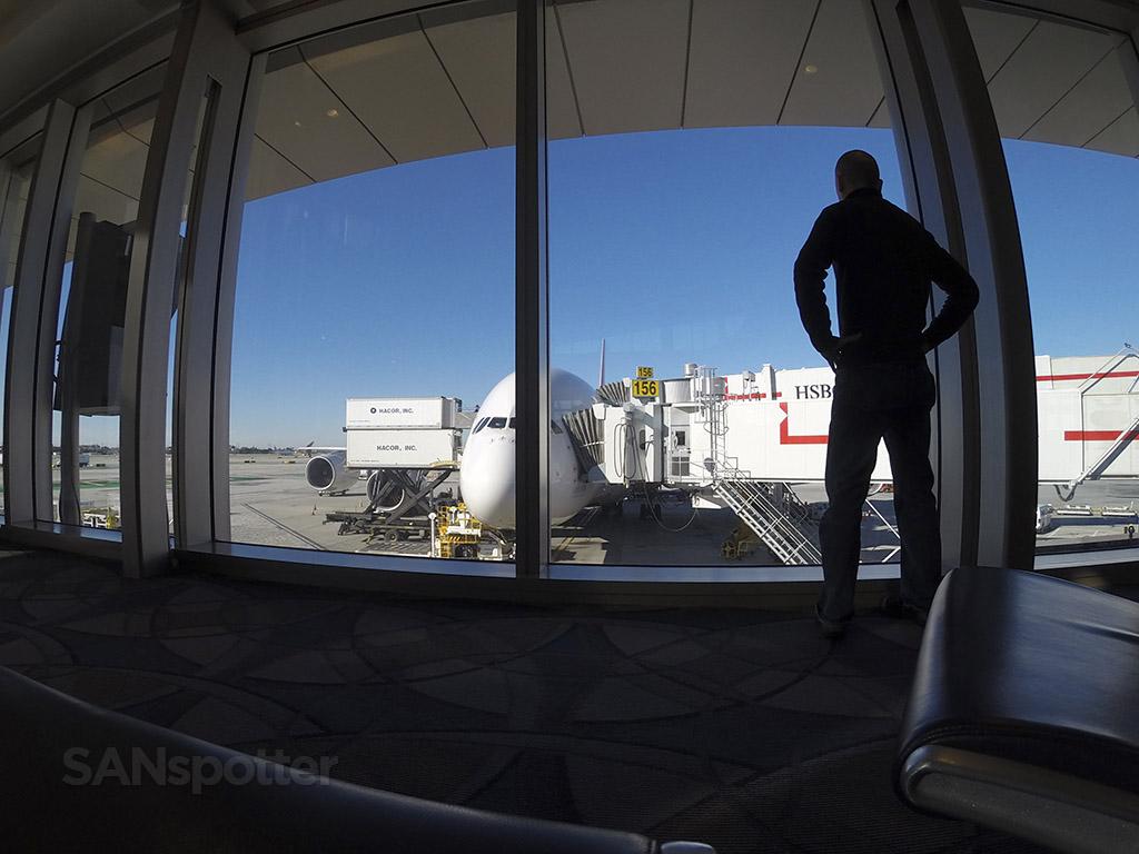 Asiana A380 HL7626 LAX