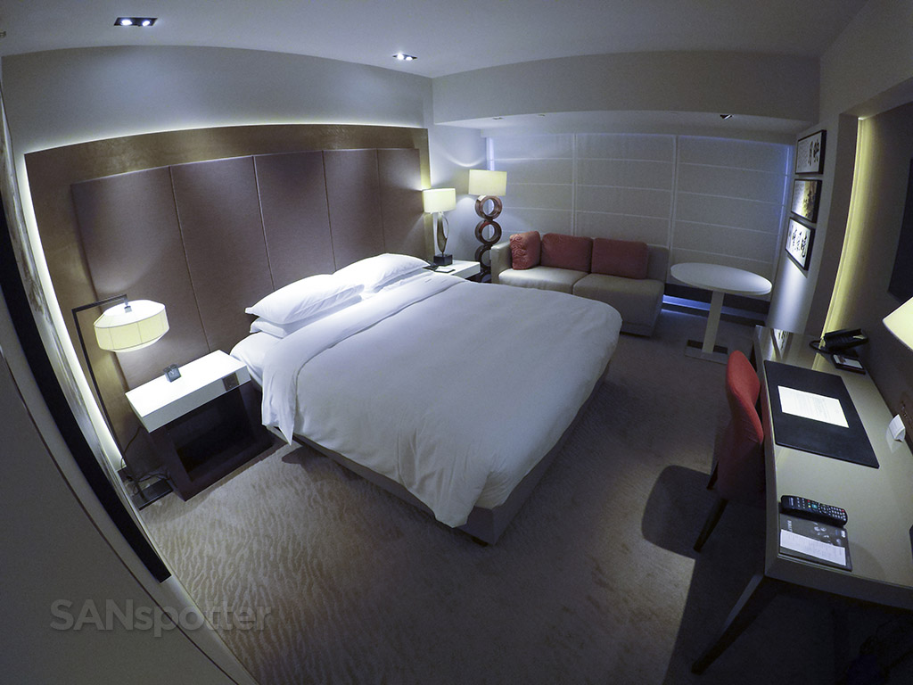 Room 1539 Grand Hyatt Taipei
