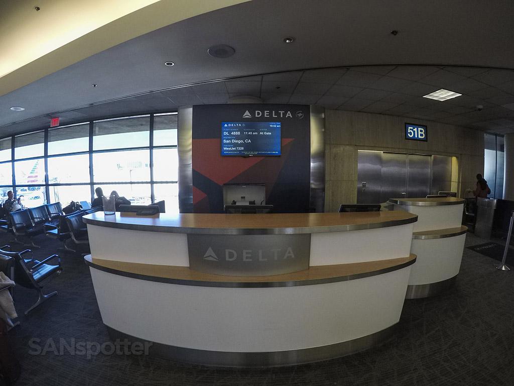 gate 51B terminal 5 LAX