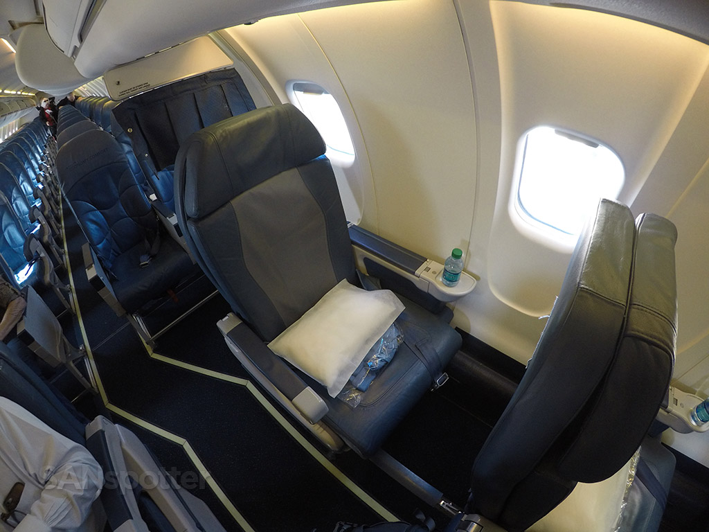 how to fly first class on delta