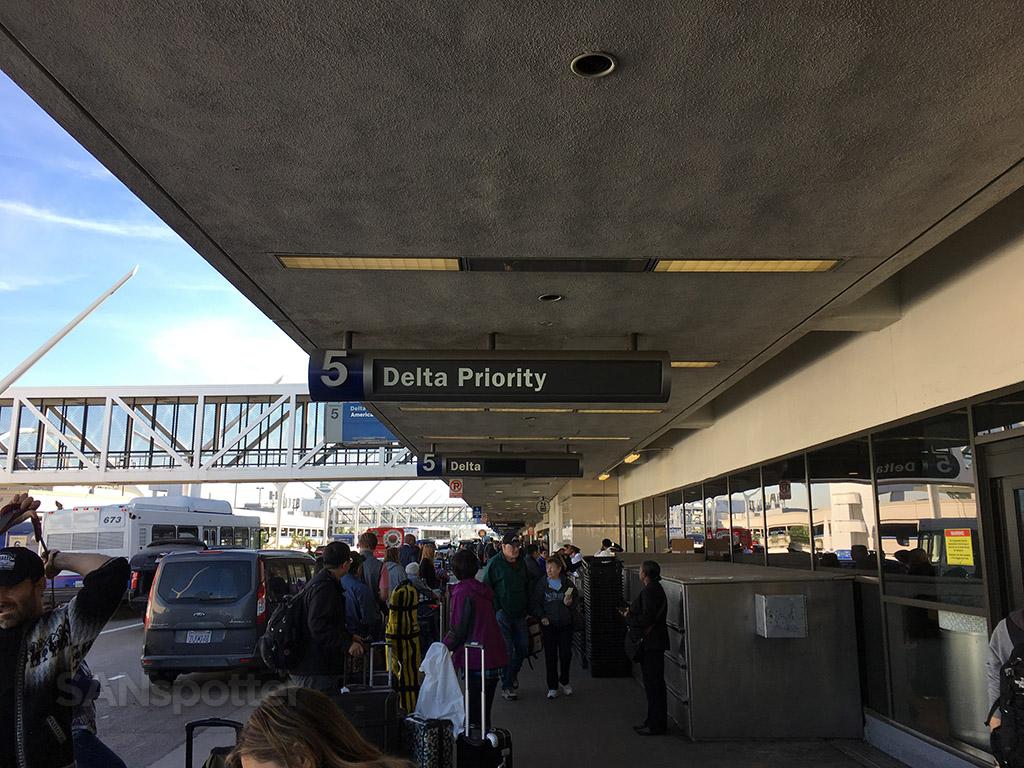 terminal 5 LAX delta