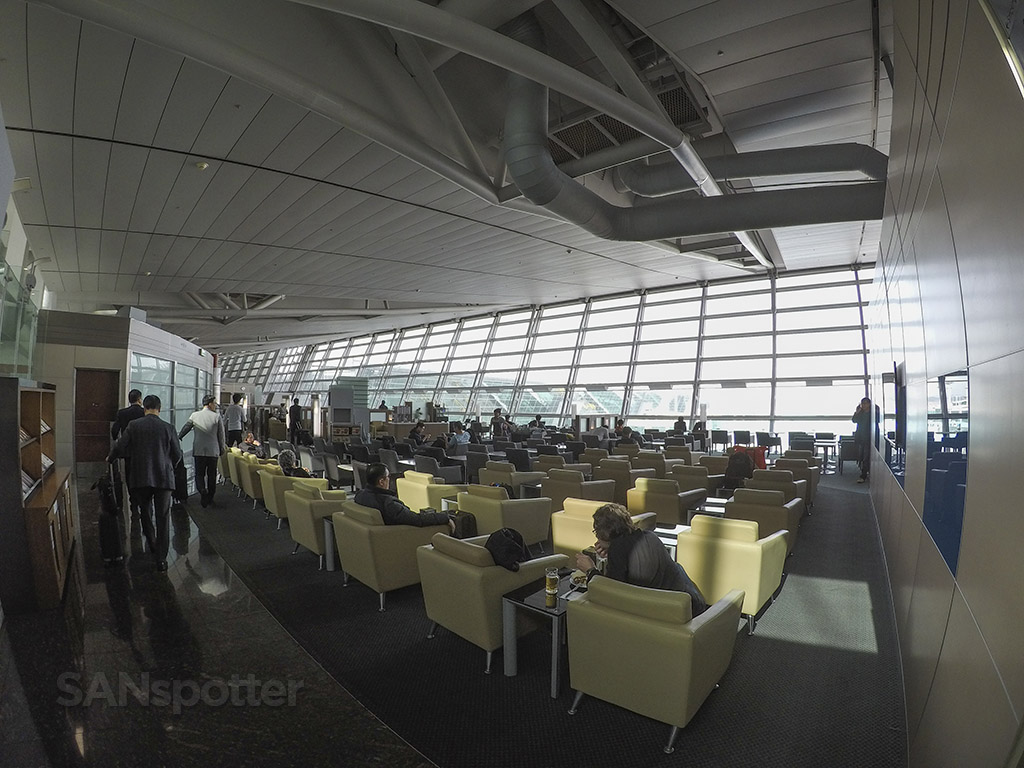 korean air business class lounge ICN