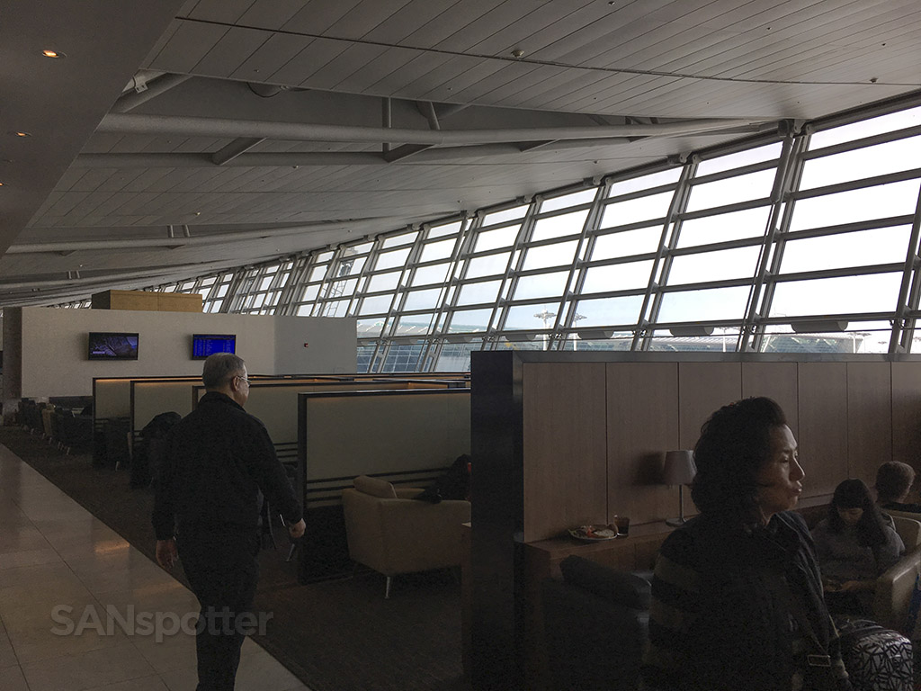 korean air business class lounge design
