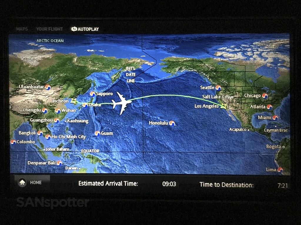 pacific ocean air turbulence