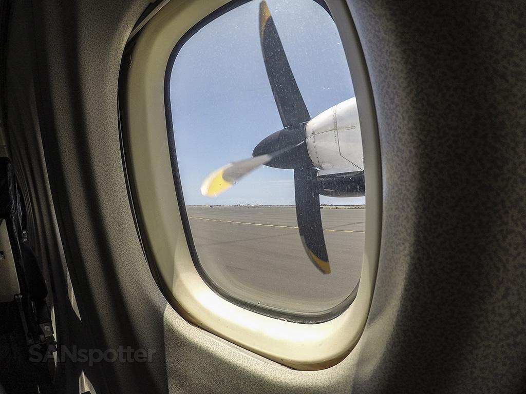 runway 17 KOA airport departure
