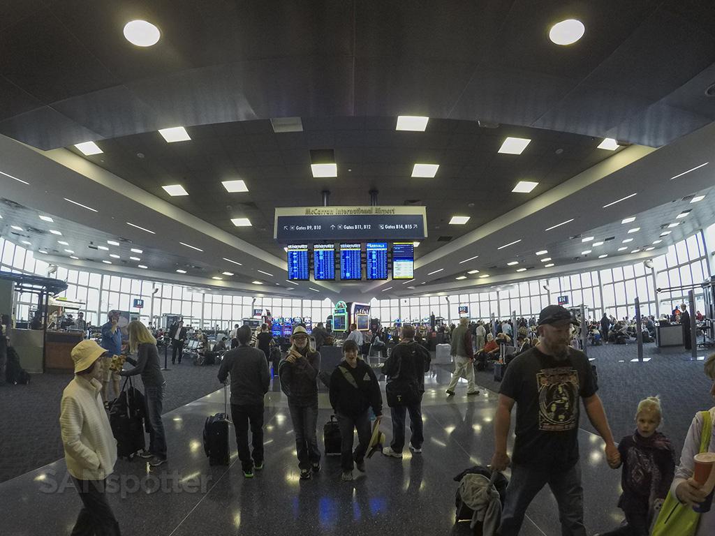 las vegas airport interior