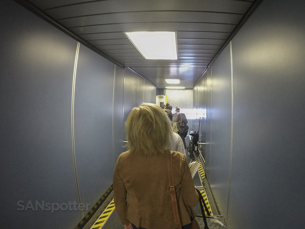 southwest airlines jet bridge LAS