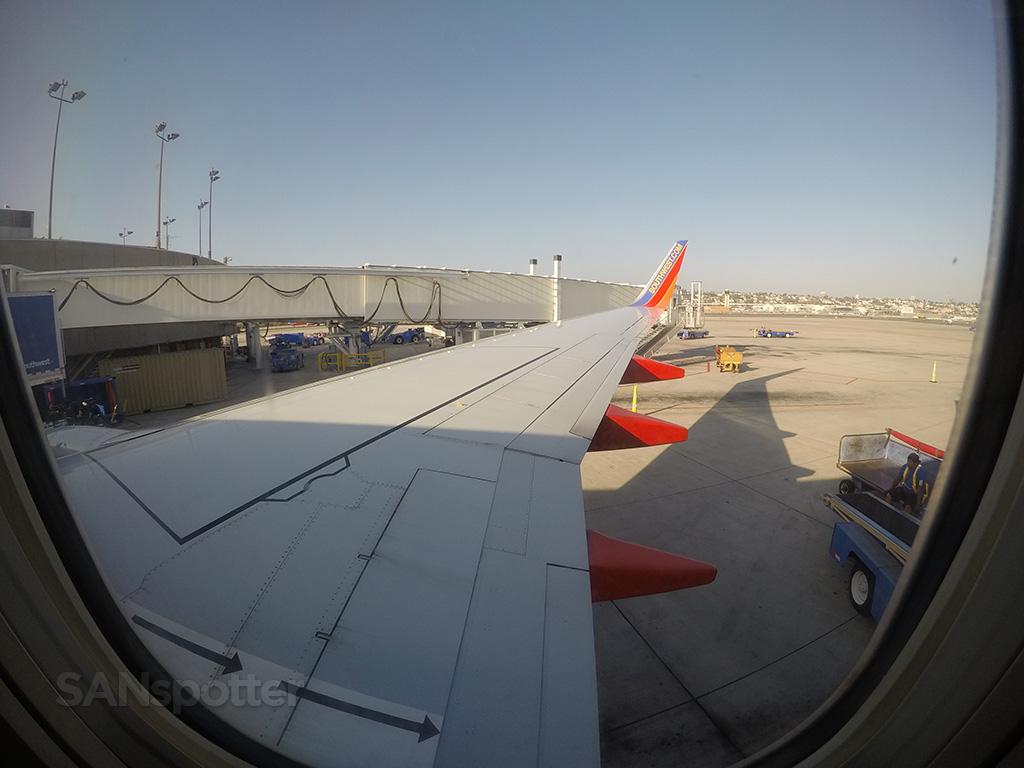 southwest airlines terminal SAN
