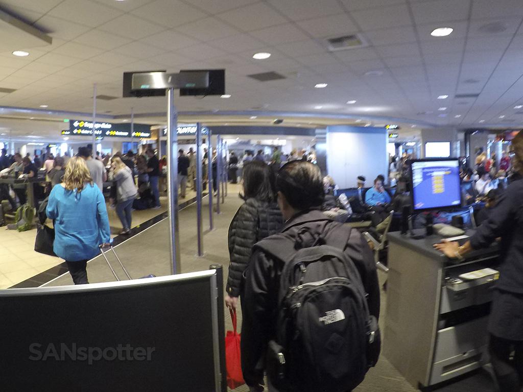 southwest airlines terminal 1 SAN