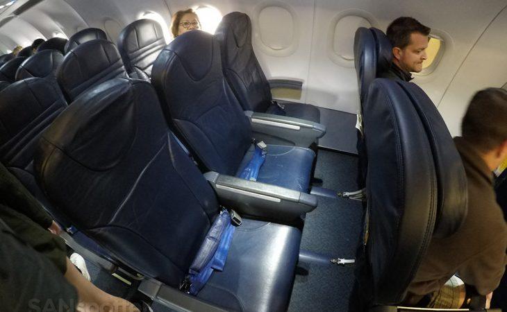 spirit airlines seats