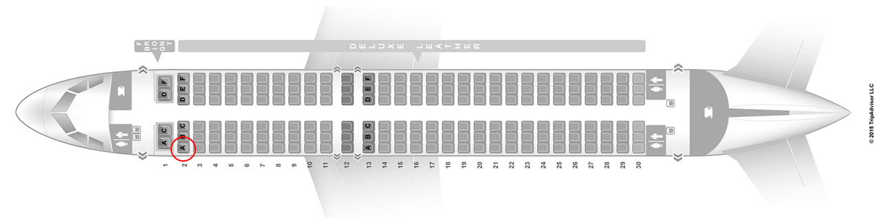 spirit airlines a320 seat map
