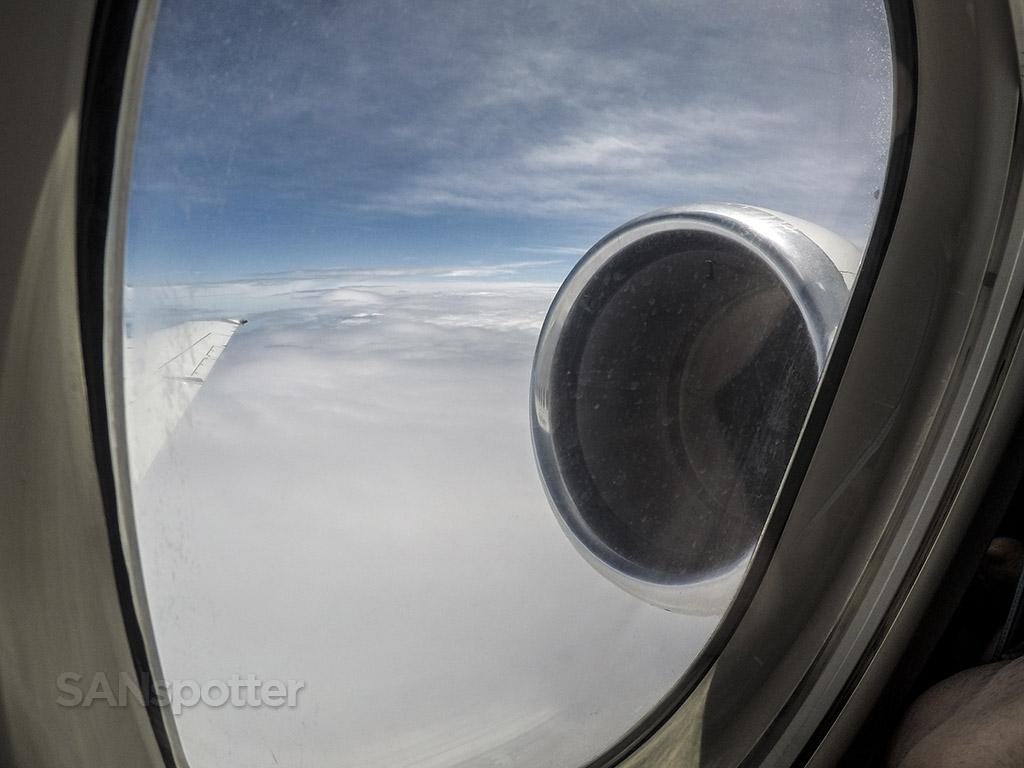 Boeing 717 engine