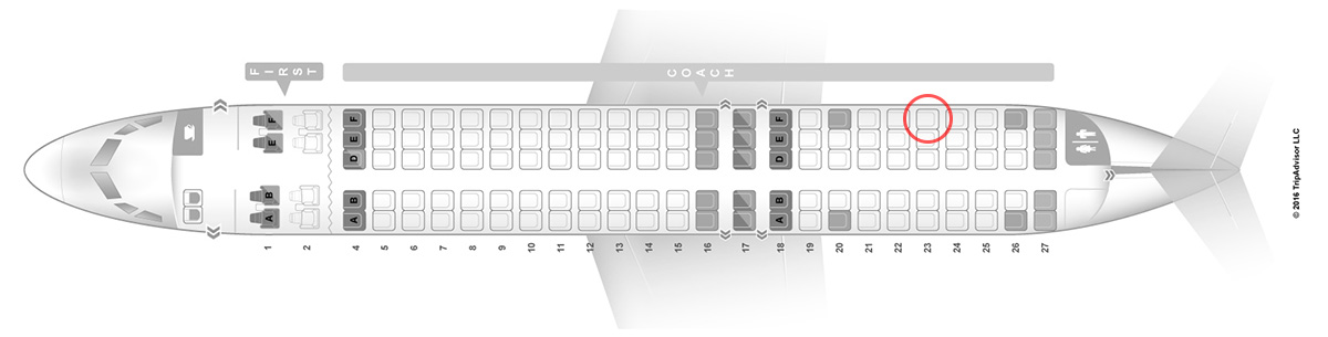 Hawaiian airlines 717 seat map