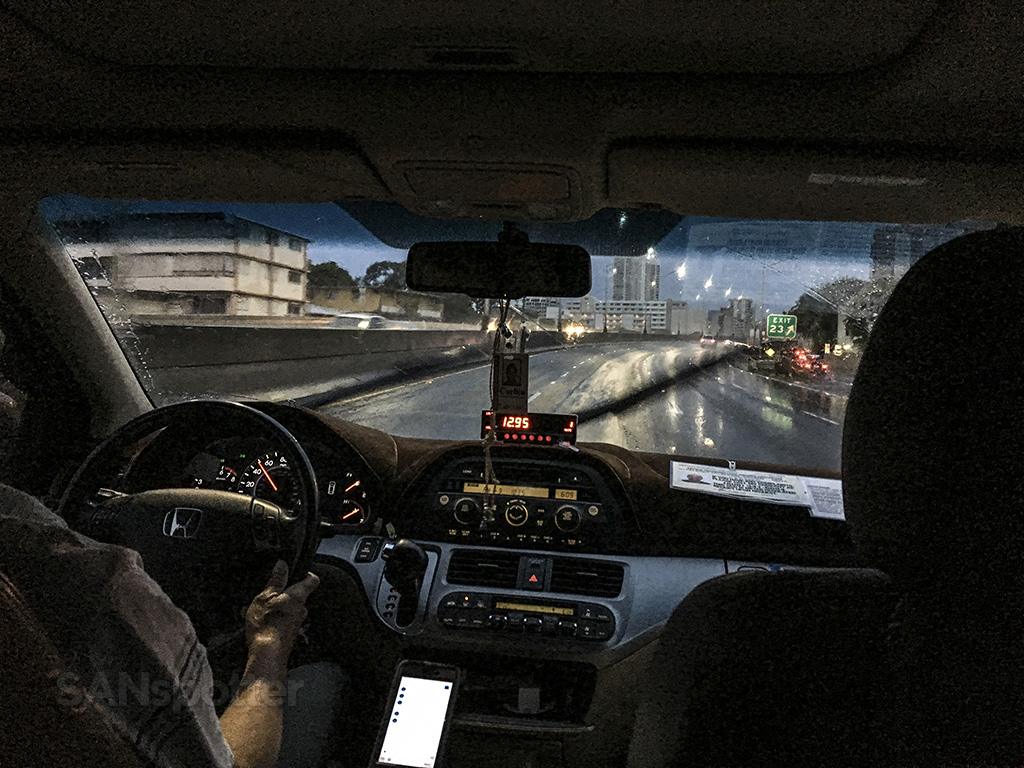 taxi ride to honolulu airport