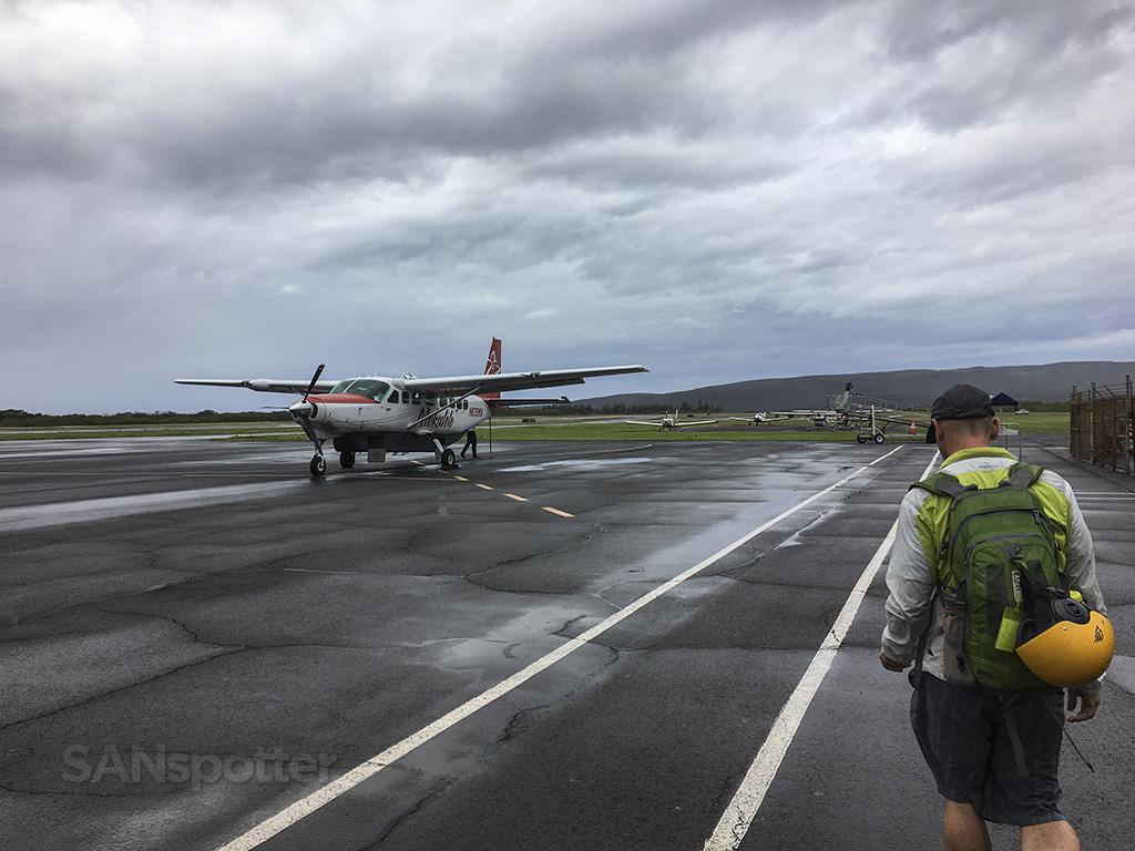 N839MA MKK airport terminal