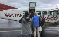 mokulele airlines boarding door