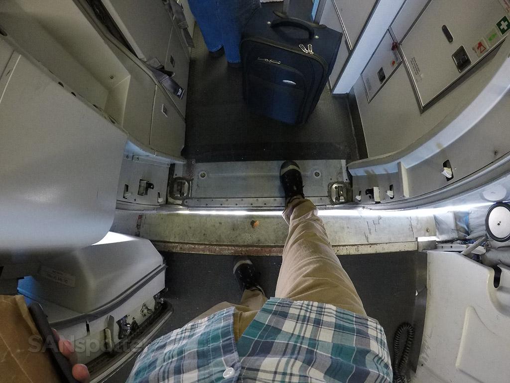a319 boarding door