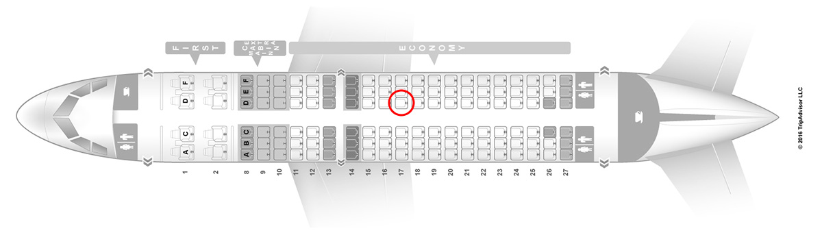 american airlines a319 seat map