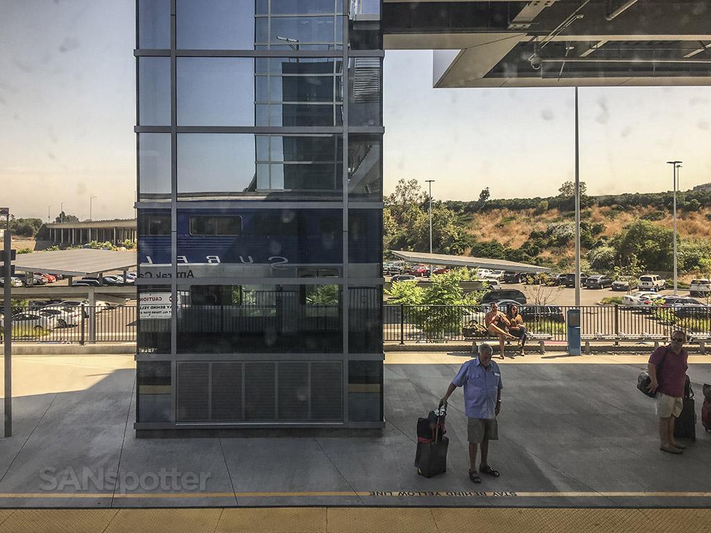Anaheim train station