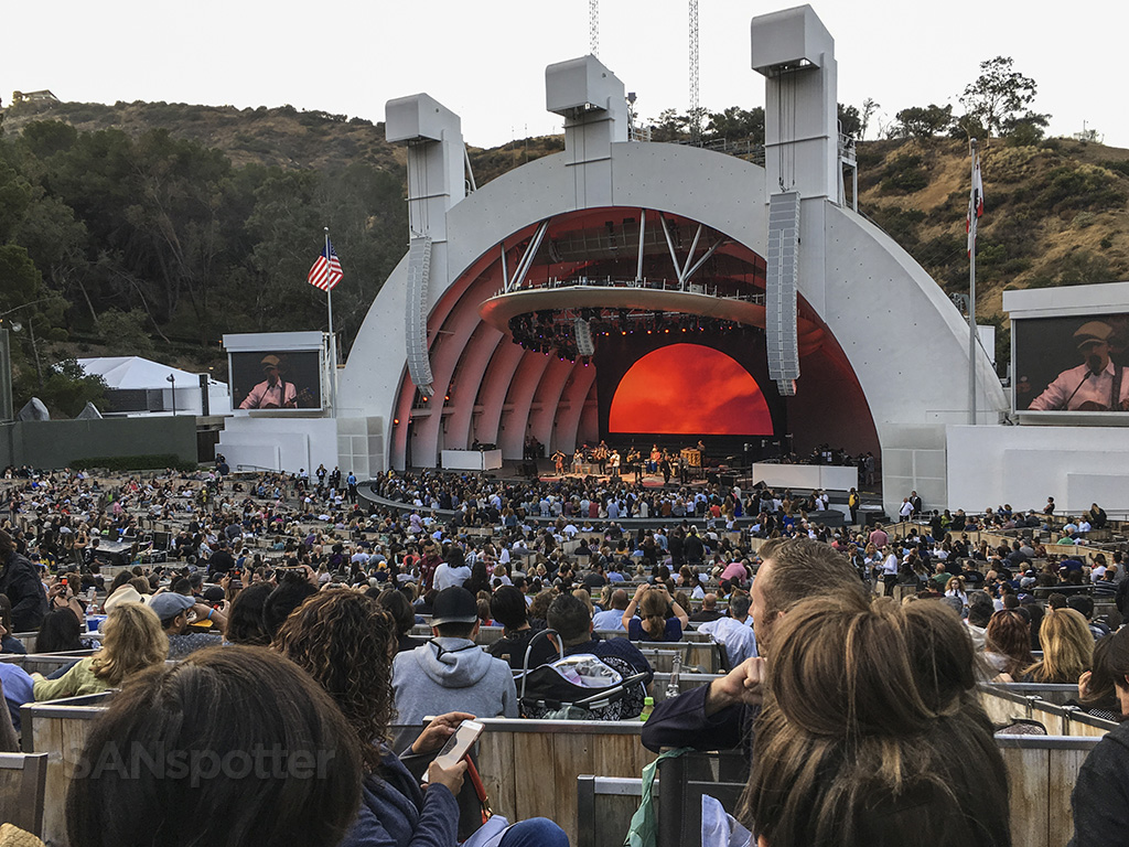 Jason Mraz hollywood bowl concert