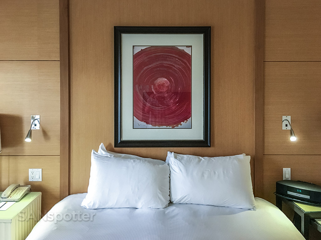 Sofitel Beverly Hills finishes and materials