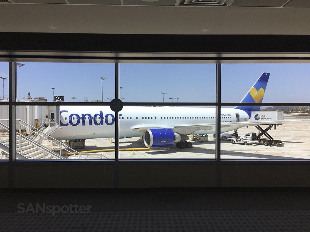 Condor Airlines 767-300 SAN