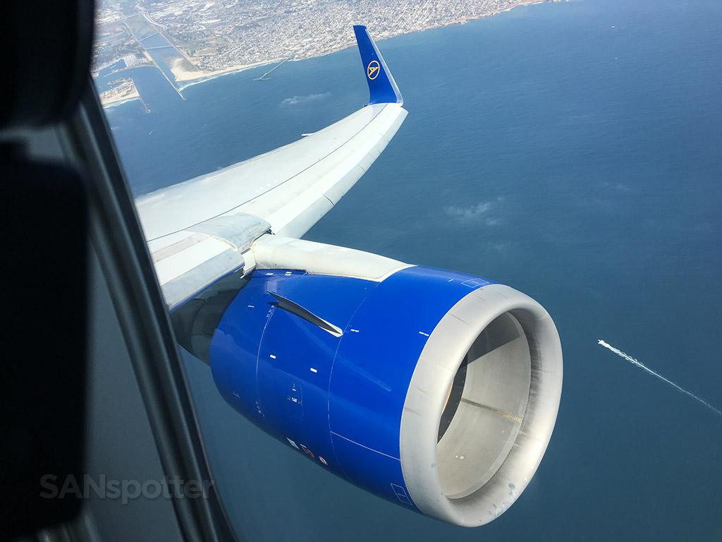 Departing SAN