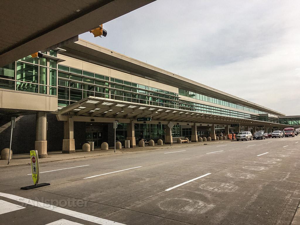 Humphrey terminal MSP