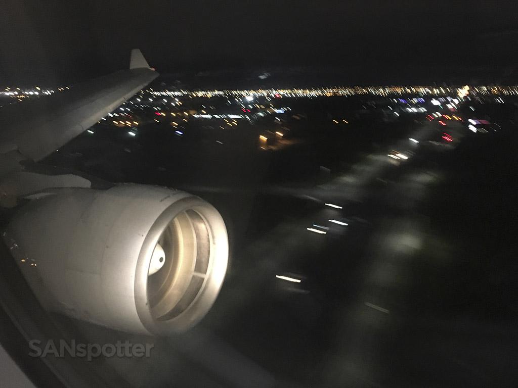 landing at YYZ