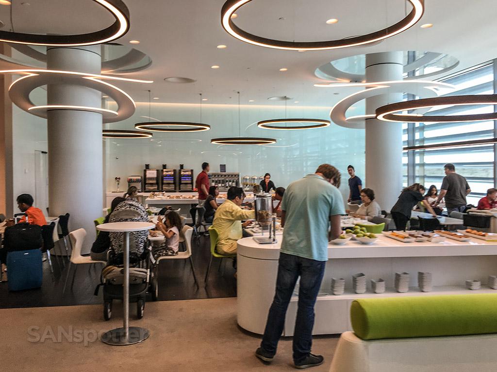 Tap premium lounge design