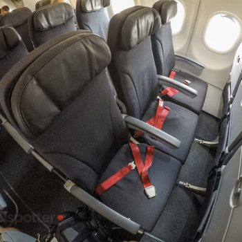 Air Canada Rouge a321 seats