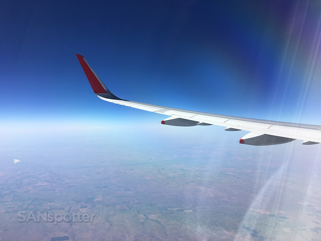 Air Canada Rouge a321 winglets