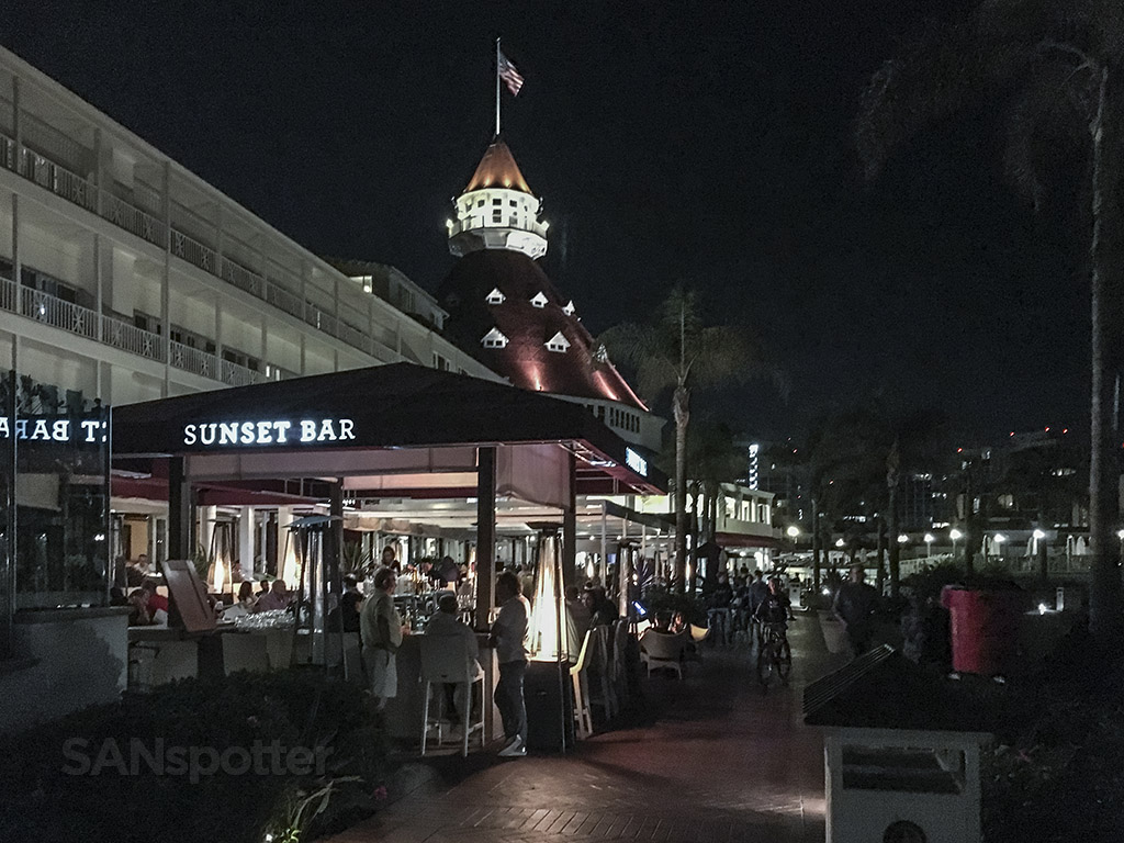 Hotel Del Coronado nightlife