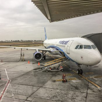 XA-AJB interjet A321 Tijuana airport