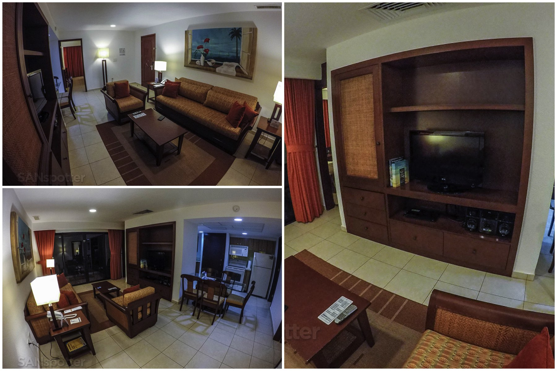 Voile Cancun all suites resort room pics