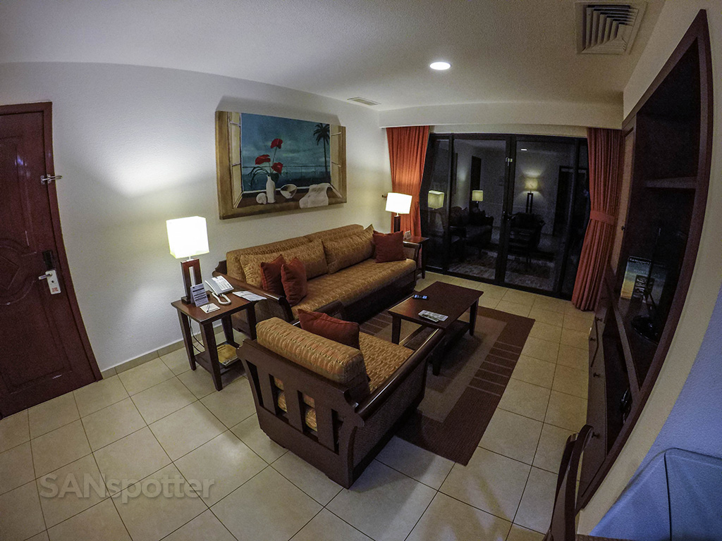 Cancun all suites resort room
