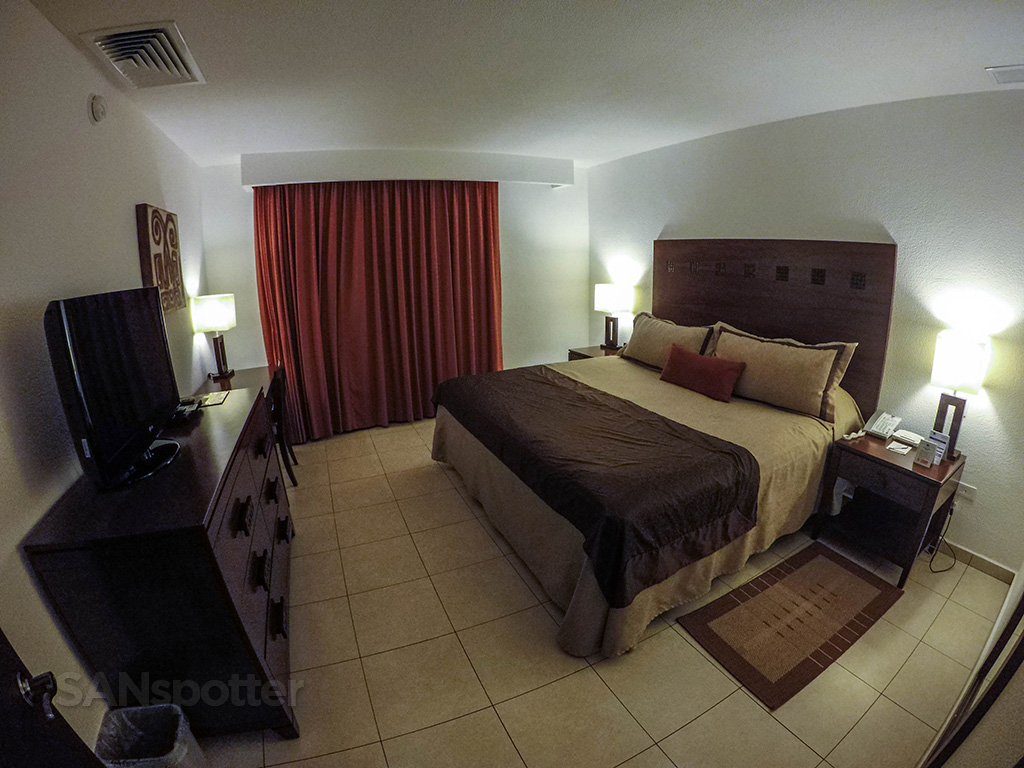 Royal Cancun all suites resort master bedroom