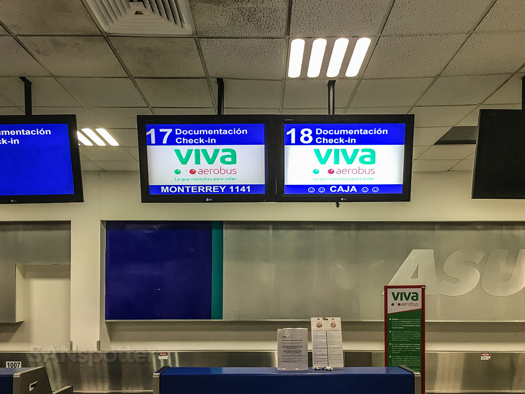 VivaAerobus Cancun airport