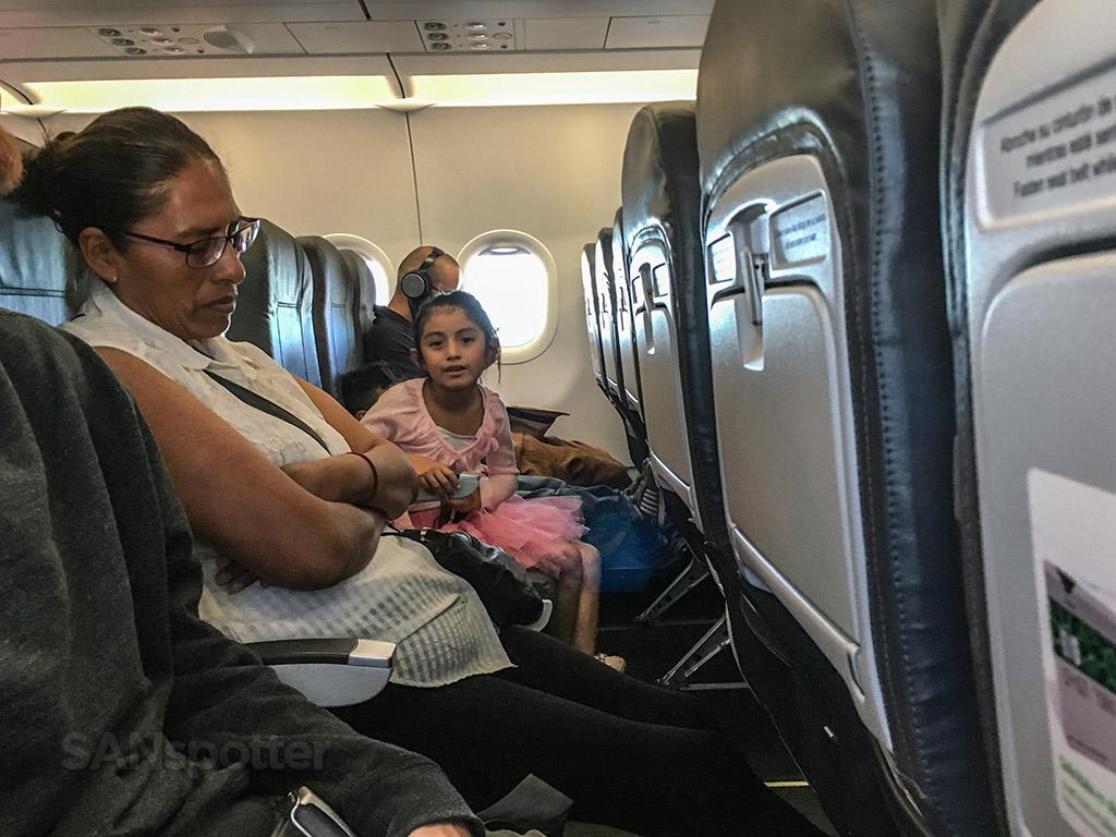 VivaAerobus passengers
