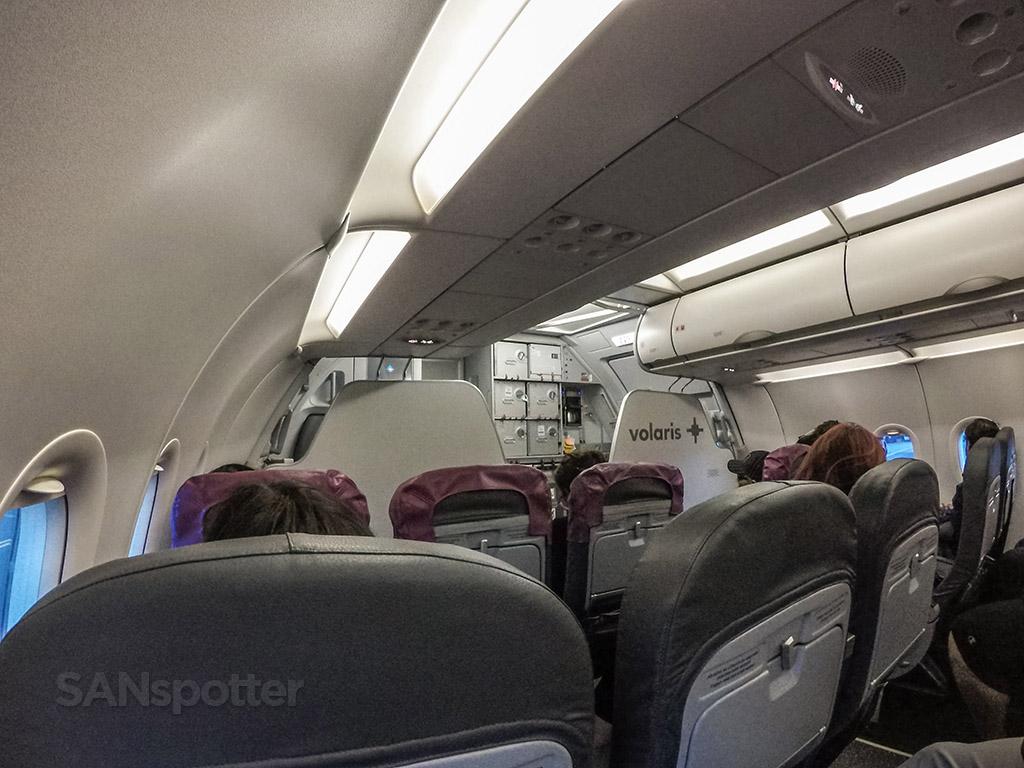 Volaris A321 main cabin