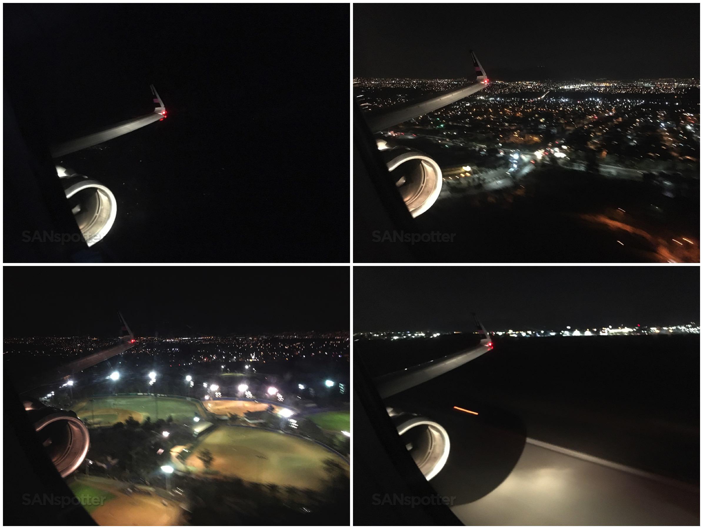 Landing in Tijuana