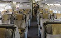 Asiana A330-300 Business class cabin