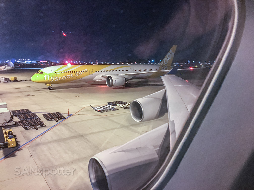 Flyscoot ICN Airport