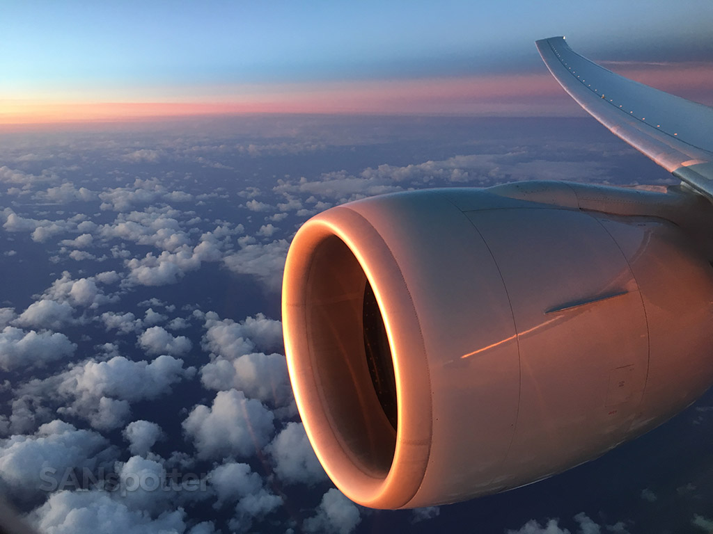 Sunrise American Airlines 777–300