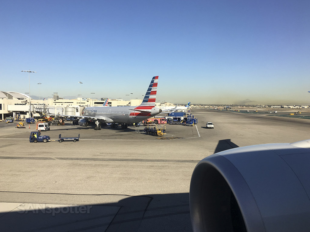 American Airlines terminal LAX