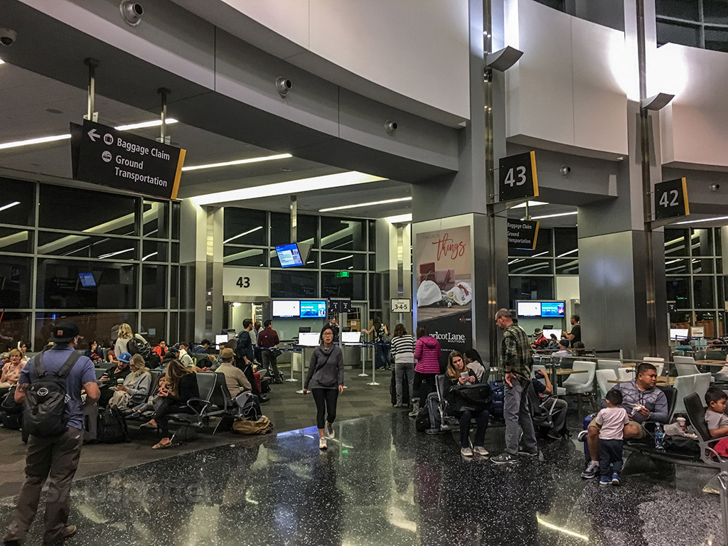 Gate 43 SAN